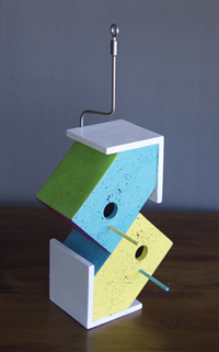 HERENOW Birdhouse