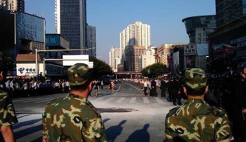 China's anti-Japanese rallies
