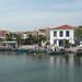 Skala Kallonis harbour