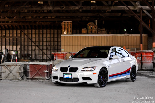 BMW E92 M3 [Explored]