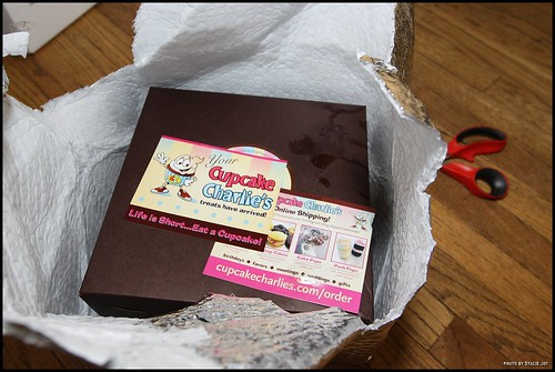 Cupcake Charlie's Shipping