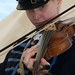 Musician Reenactor with the 46th Pennsylvania Regiment Band