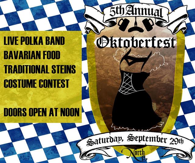 2012 Portland Oktoberfest @ North 45