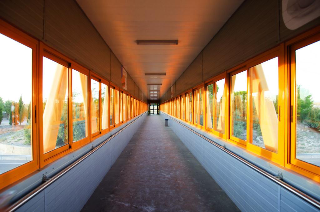 Tunel naranja