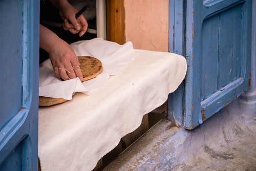 Chefchaouen - Home Made Bread