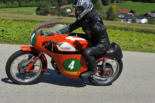 classic motorcycle Oldtimer Grand Prix 2012 Schwanenstadt Austria Copyright B. Egger :: eu-moto images 1184