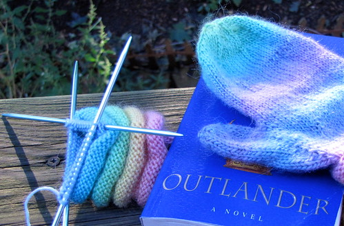 Knitting & Reading 2