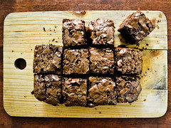 Nigella's Best Brownies Ever