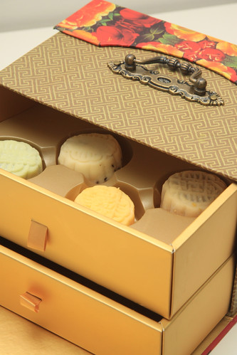 Golden Peony Box