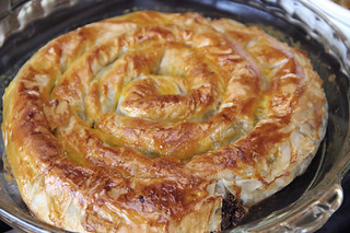 Snake Pastry with Fig, Almond Paste and Lemon Zest from New School of Cooking