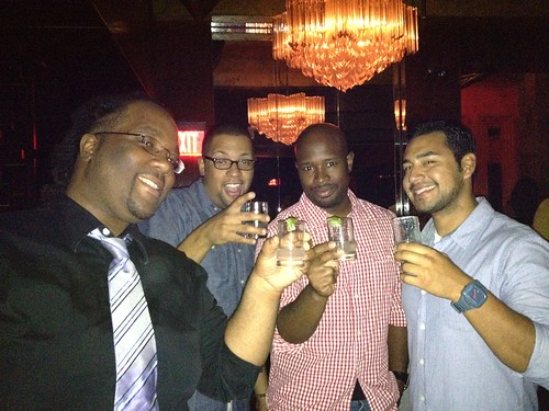 Drinks with My Groomsmen