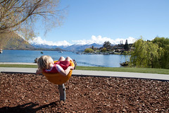 Lake Wanaka playground