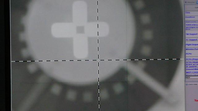 Final view of ATV docking cross