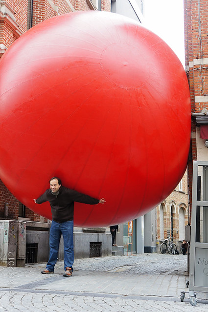 RedBall Project Leuven sep 2012