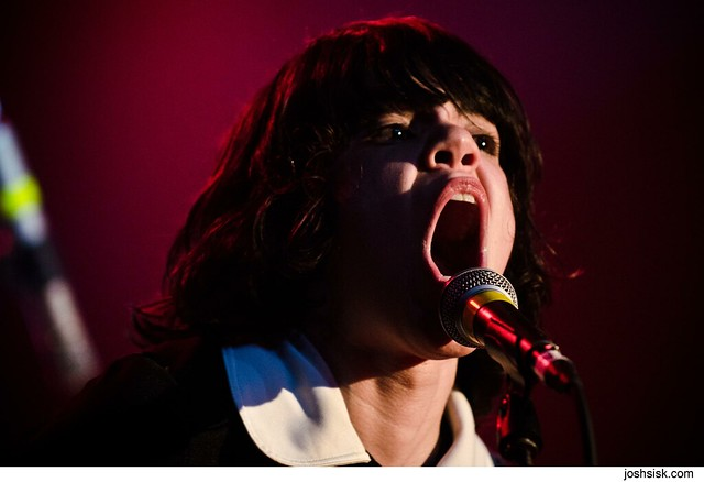 Screaming Females @ Hopscotch 2012