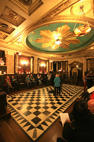Masonic Temple, Great Eastern Hotel, Liverpool Street Station