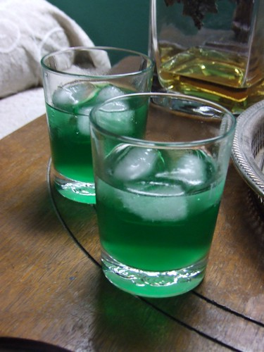 The Incredible Hulk Cocktail
