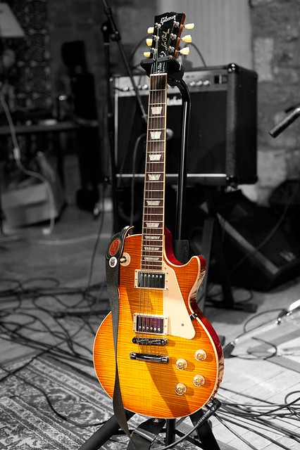 Photo:Gibson  27 By Larry Ziffle
