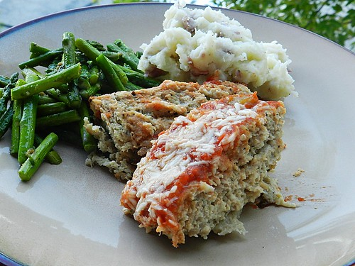 Chicken Parm Meatloaf (6)