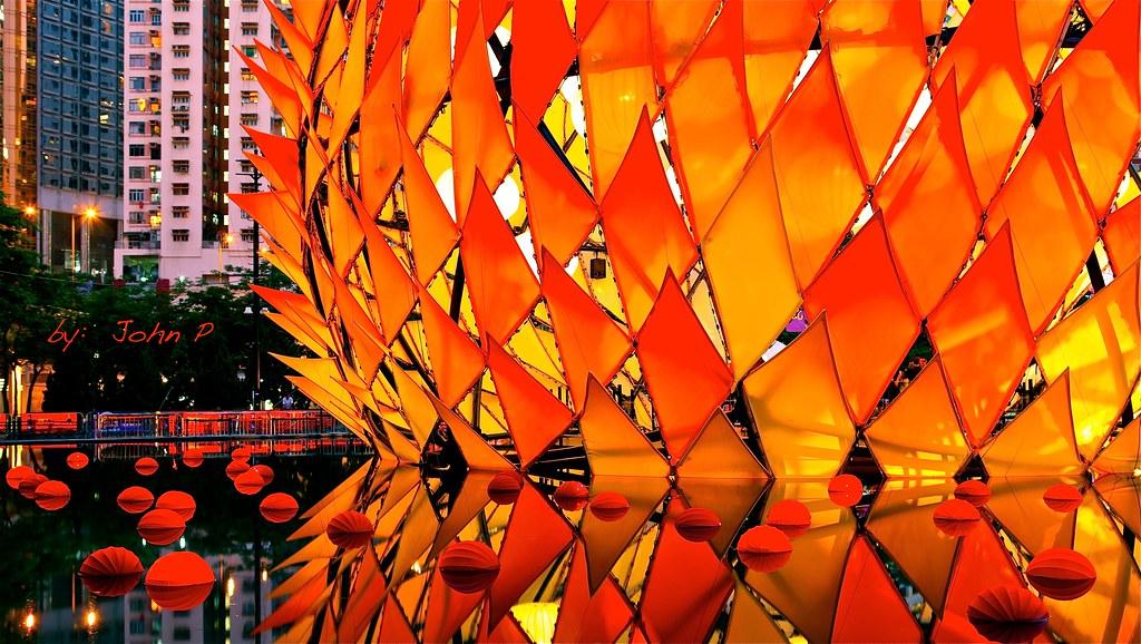 HongKong Mid Autumn Festival 2012