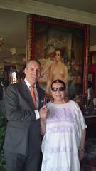 Sara Montiel y Luis Montalvo