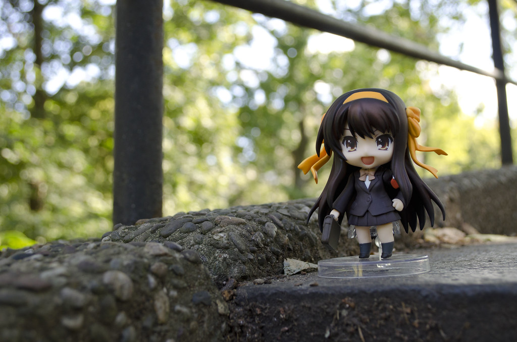 Nendoroid Haruhi Disappearance ver.