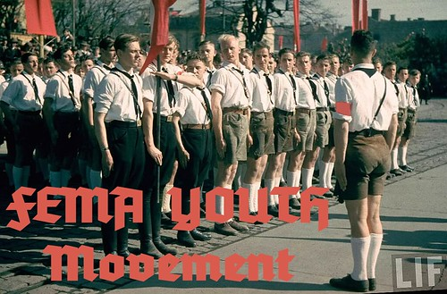 FEMA YOUTH MOVEMENT by Colonel Flick