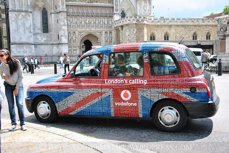 London Cab, London, England