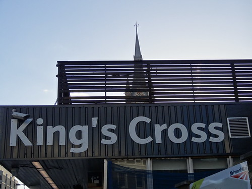 King's Cross Sign