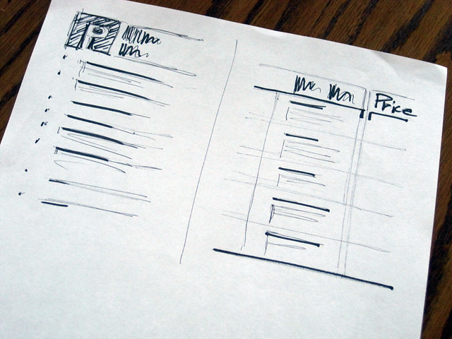 Project detail: Document design