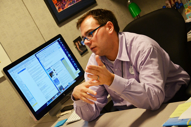 disneyinstitute-Talk Quality Service With Sean Bliznik