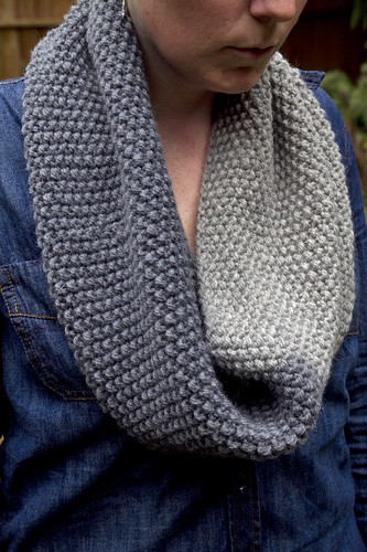 two-tone cowl