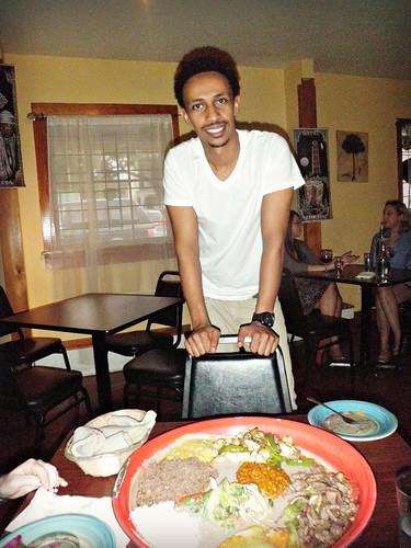P9270305 Ethiopian restaurant