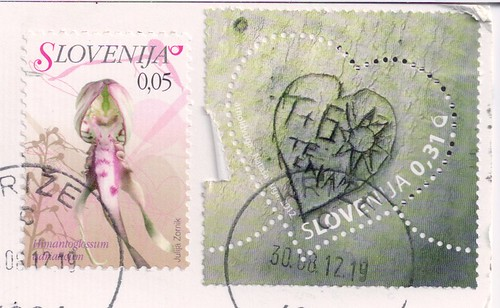 Slovenia Stamps
