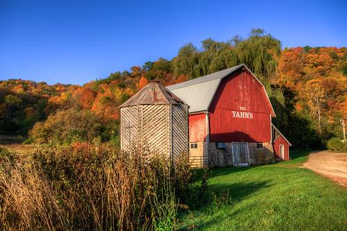 Red September Barn