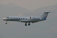 Private, Gulfstream G450, VP-CLI, Hong Kong International