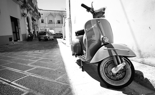Vespa GT by Eur0