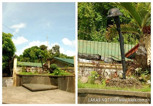 Bayonet Symbol in Bagac, Bataan