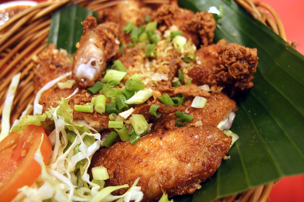 Fried Chicken @ Somtam Nua