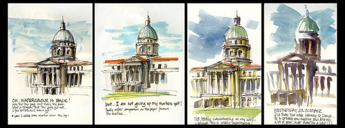 121003 Watercolour vs Marker by borromini bear