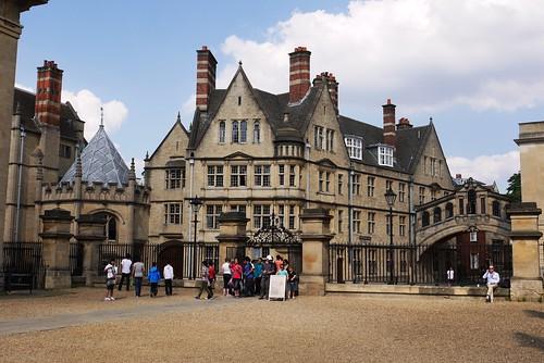 Oxford - London trip Jul 2012