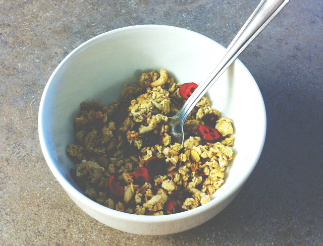 5 granola breakfast uk lifestyle blog jordans cereals.