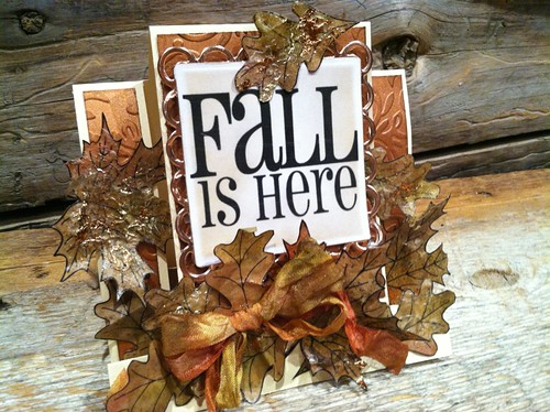 Fall is Here www.tiffanydoodles.com digi stamps