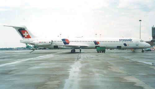Dublin_0008 MD-80 Crossair