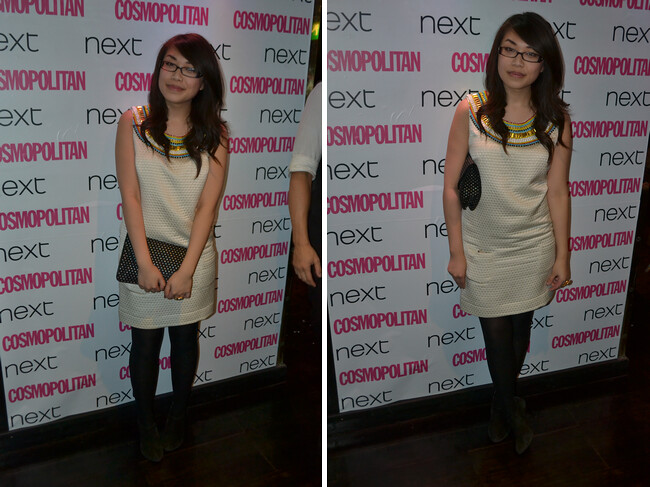 daisybutter - UK Style and Fashion Blog: what i wore, ootd, sass+bide, cosmopolitan blog awards 2012