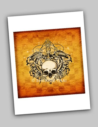 Flickr Print Giveaway: Skull and Bones