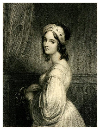 010-Teresa-Heath's book of beauty-1833- Letitia Elizabeth Landon
