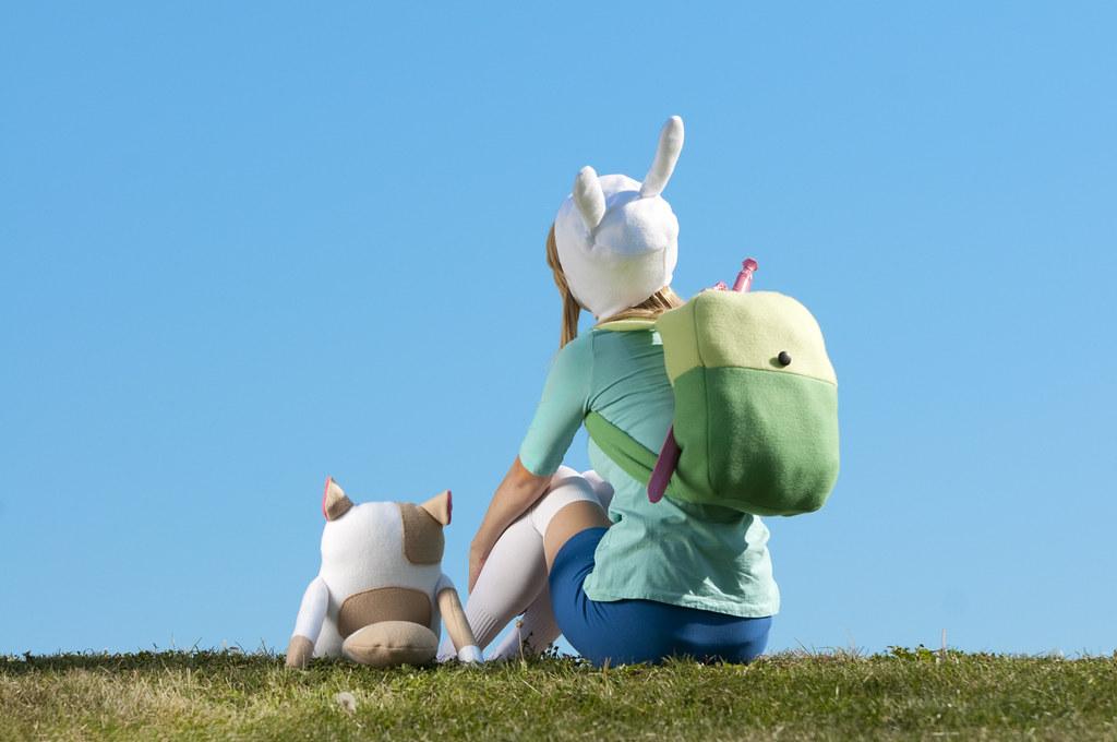 Chelsea Maki - Adventuretime Cosplay