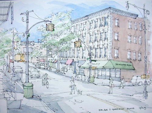5th and Garfield by James Anzalone