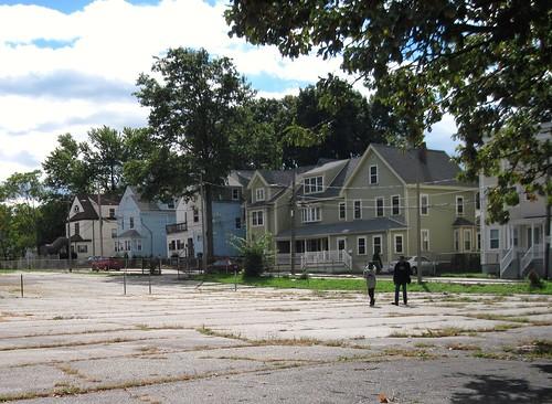 the TNT district of Boston's Codman Square neighborhood (c2012 FK Benfield)